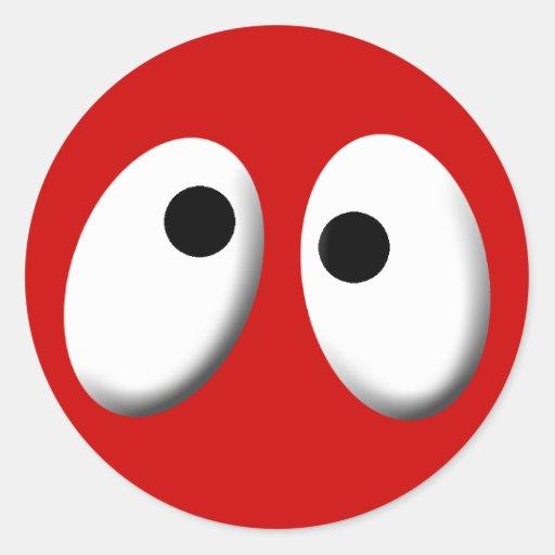 Big Eyes Sticker
