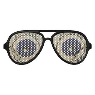 Big eyes sunglasses 2 unisex