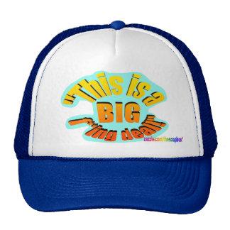 BIG F-ing Deal Mesh Hats