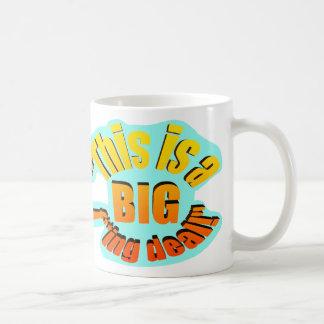BIG F-ing Deal Coffee Mug