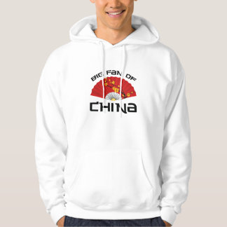 Big Fan Of China Hooded Pullovers