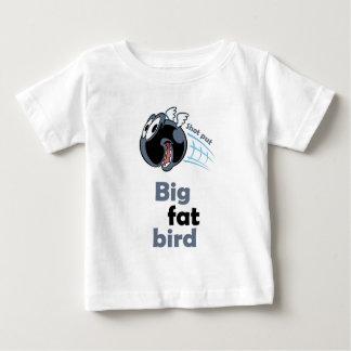 Big fat shot put bird baby T-Shirt