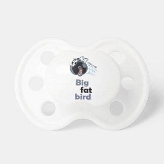 Big fat shot put bird dummy