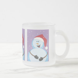 Big Fat Snowman Customizable Tees and Gifts Mugs