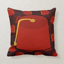 Big Fez Little Fez Cushion
