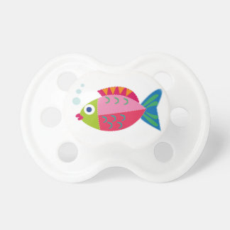 Big fish 0-6 months BooginHead® dummy Baby Pacifiers