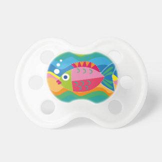 Big fish 0-6 months BooginHead® dummy Pacifier