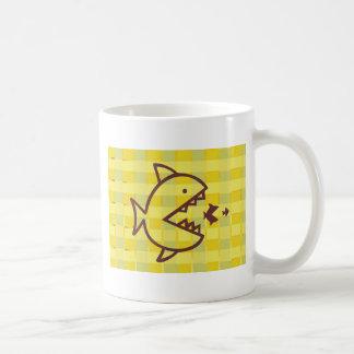 Big Fish Small Fish -  Cut Throat Competition Mug