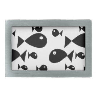Big fishes belt buckles