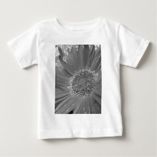 Big Flower without Color Baby T-Shirt