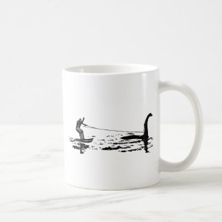 Big Foot and Nessie Coffee Mug