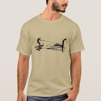 Big Foot and Nessie T-Shirt