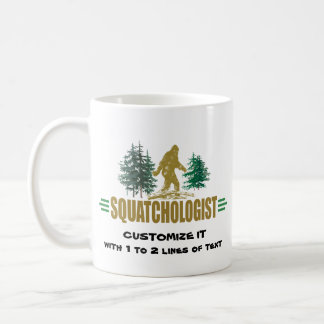Big Foot Coffee Mug