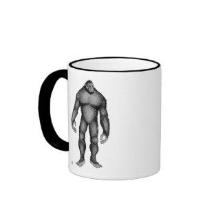 Big Foot (Gentle Giant) Ringer Mug