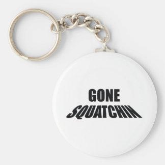 Big Foot Gone Skatchen Keychains