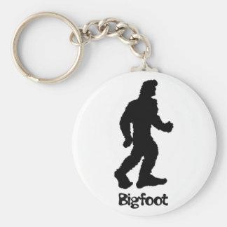 Big Foot Key Chain