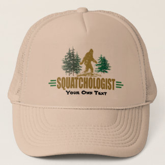 Big Foot Trucker Hat