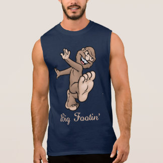 Big Footin' Sleeveless Shirt