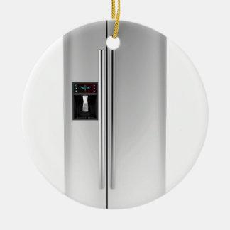 Big fridge christmas ornament