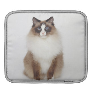 Big Furry Cat iPad Sleeve