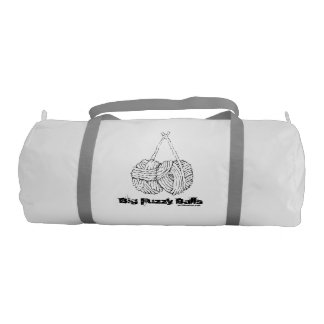 Big Fuzzy Balls Duffle Bag