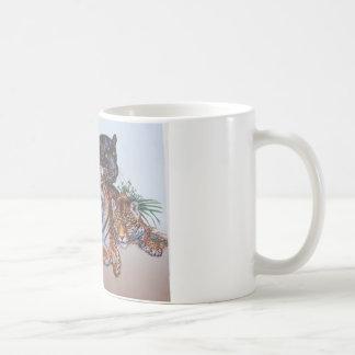 Big Game Cats Coffee Mug