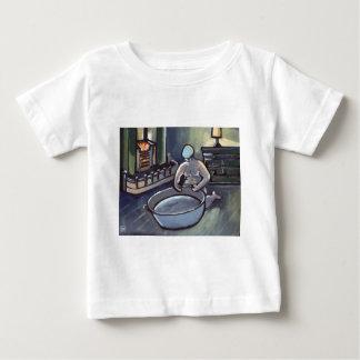 BIG GEORDIES BATH NIGHT BABY T-Shirt