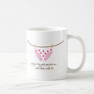 big girl coffee mug