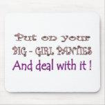 Big Girl Panties Mousemats