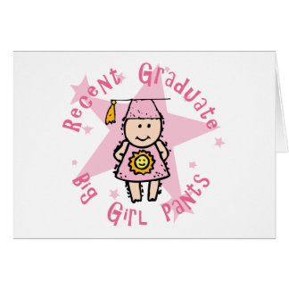 Big Girl Pants Greeting Card