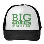 Big Green Machine - Green Trucker Hats