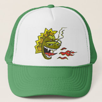 Big Green Smokie Trucker Hat