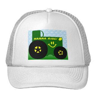 BIG GREEN TRACTOR CAP