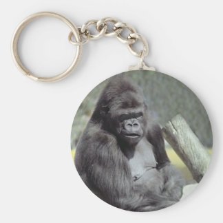 Big Gunns Gorilla Keychain