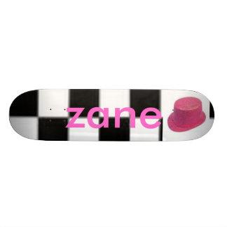 BIG HAT, pink hat zane board Skate Board Deck
