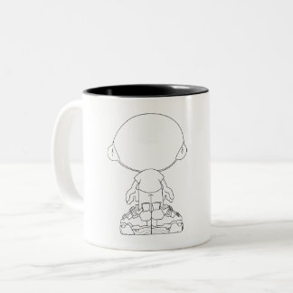 Big Head Coffee Mug