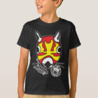 Big Head Paco from Mexican Wrestling Squirrels T-Shirt