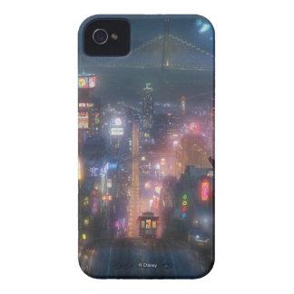 Big Hero 6 Night Sky iPhone 4 Case
