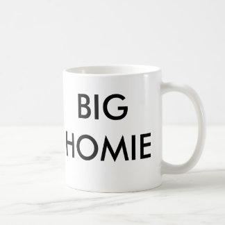 BIG HOMIE BASIC WHITE MUG
