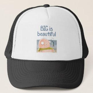 Big is Beautiful - Boy Giant Trucker Hat