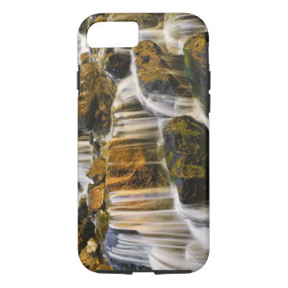 Big Island, Hawaii. Cascading stream, Big Island iPhone 8/7 Case