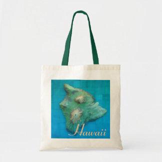 Big Island Hawaii colorful reusable bag