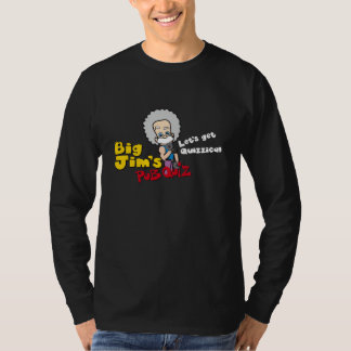 big jims pub quiz lets get quizzical_2 T-Shirt