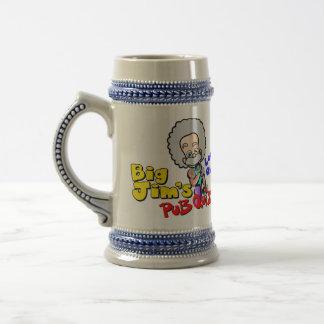 Big Jims pub quiz stien Beer Stein