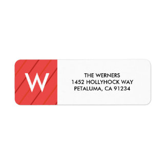 Big Joy Address Label