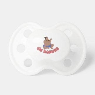 Big Kahuna Baby Pacifier