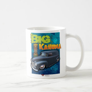 Big-Kahuna Basic White Mug