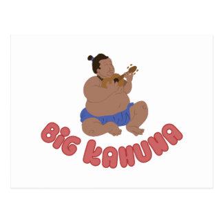 Big Kahuna Postcard