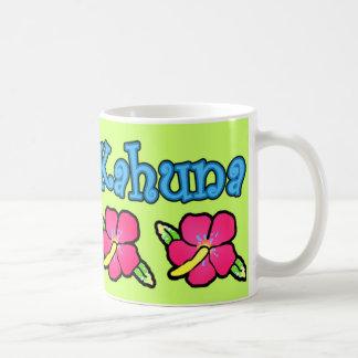 Big Kahuna Products Basic White Mug