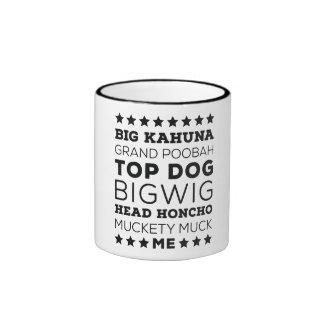 Big Kahuna Ringer Mug